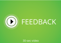 You can receive feedback from social media using Yonyx self service.