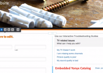 A Yonyx AGI Interactive embedded catalog can produce exceptional automated support.